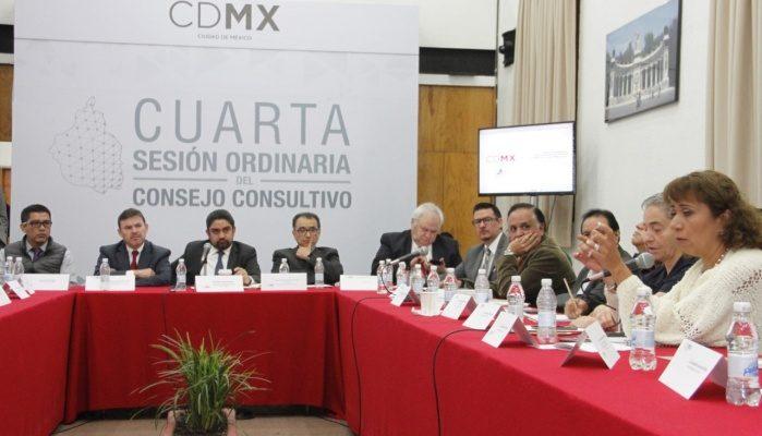 Aprueban 128 proyectos para reconstrucción de CDMX