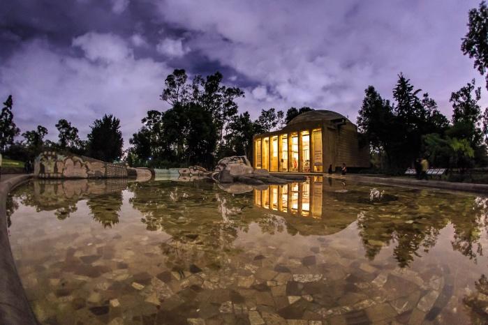 Fuente de Tláloc avanza en restauración de daños por sismo del 19S