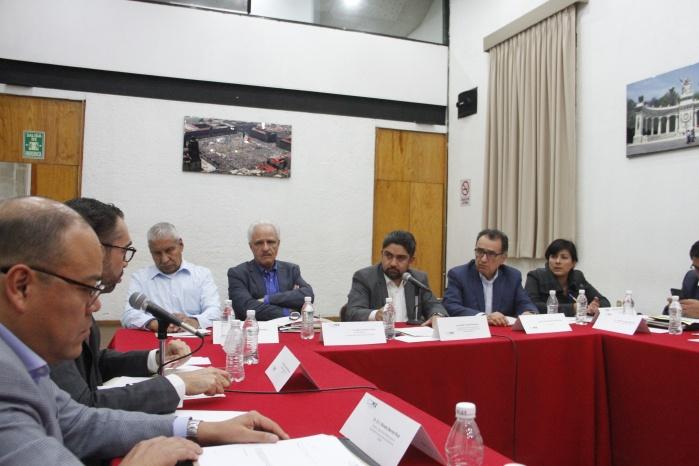 Comisión para la Reconstrucción suma 193 proyectos financiados