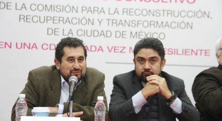 Comisión para la Reconstrucción debe trabajar junto con alcaldías: Edgar Tungüí