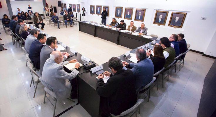 Tijuana instaló Consejo Municipal de Catastro Inmobiliario