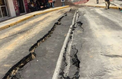 Inician labores de resiliencia en Tláhuac