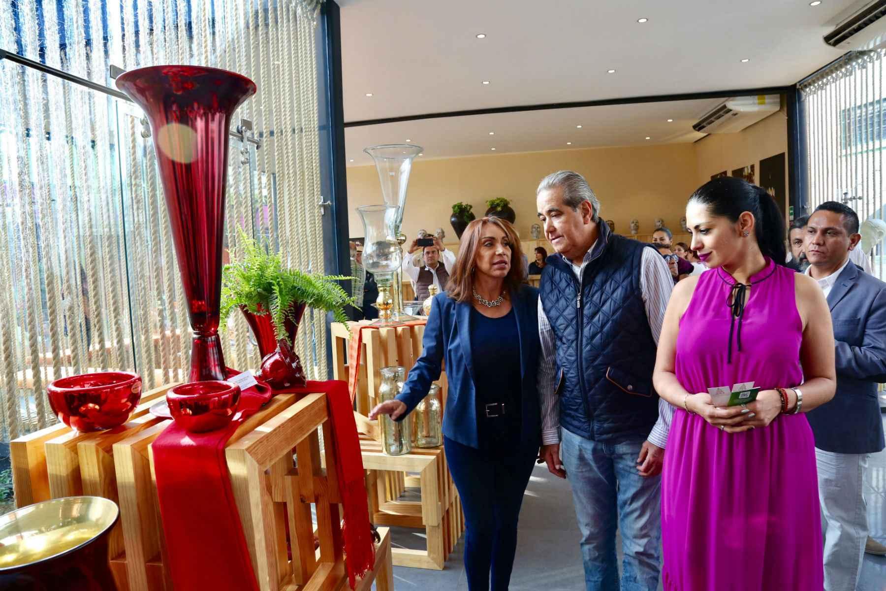 Inauguran centro de atención turística en Tlaquepaque
