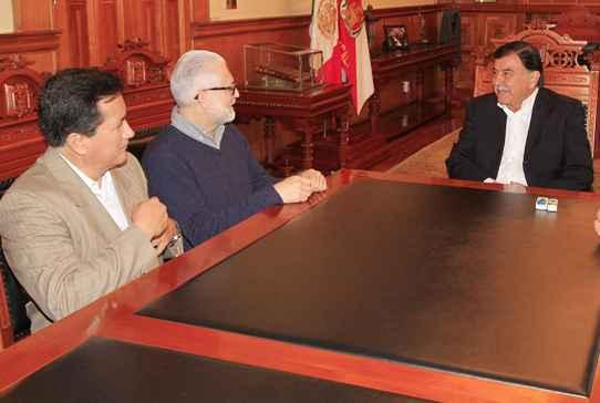 Dos empresas italianas se asentarán en Tlaxcala
