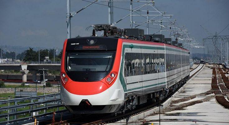 Reasignaron recursos a CDMX para Tren México-Toluca
