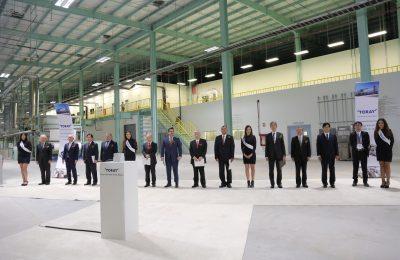 Toray Advanced Textile abrió planta en Jalisco