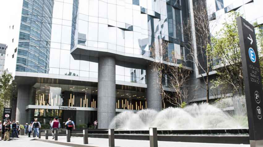 Inauguran Torre Diana con oficinas Clase AAA