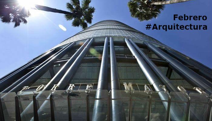#LoMejorDelAño Edificio icónico de México busca la re-certificación LEED
