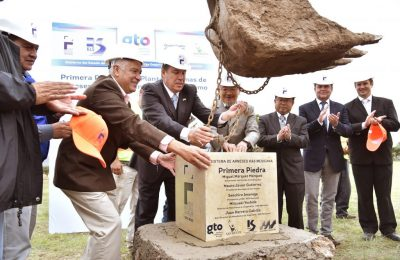 K&S Grupo, primera planta en San Felipe Torres Mochas