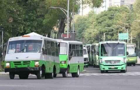 Buscan disminuir el impacto económico a usuarios del transporte público