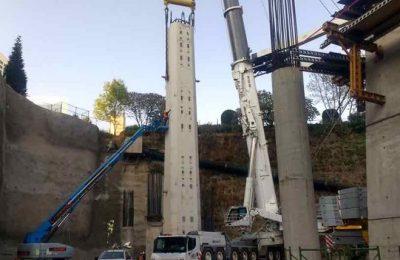 Tren México-Toluca registra 46% de avance