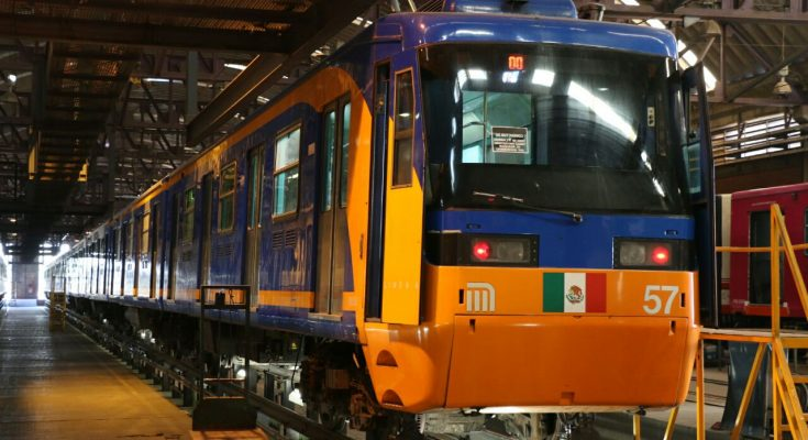 STC supervisa reconversión de trenes en Línea A del Metro