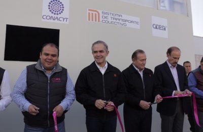 CDMX rehabilitó cuatro trenes del STC