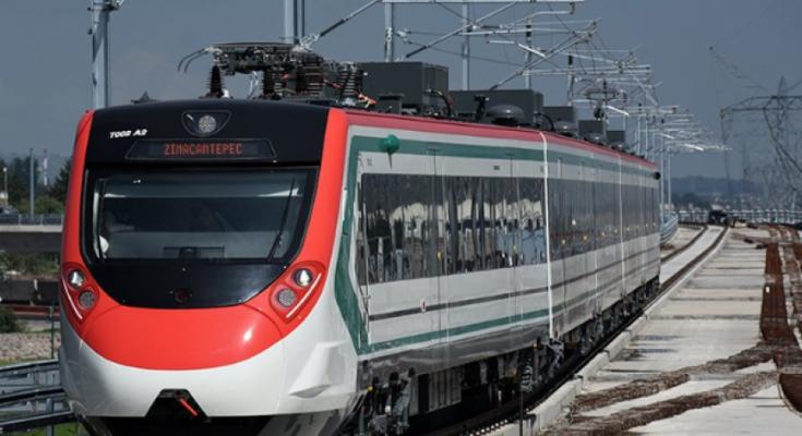 Reinicia construcción de Tren Interubano México-Toluca