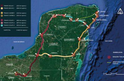 IP aportará la mayor parte de la inversión para el Tren Maya: Fonatur