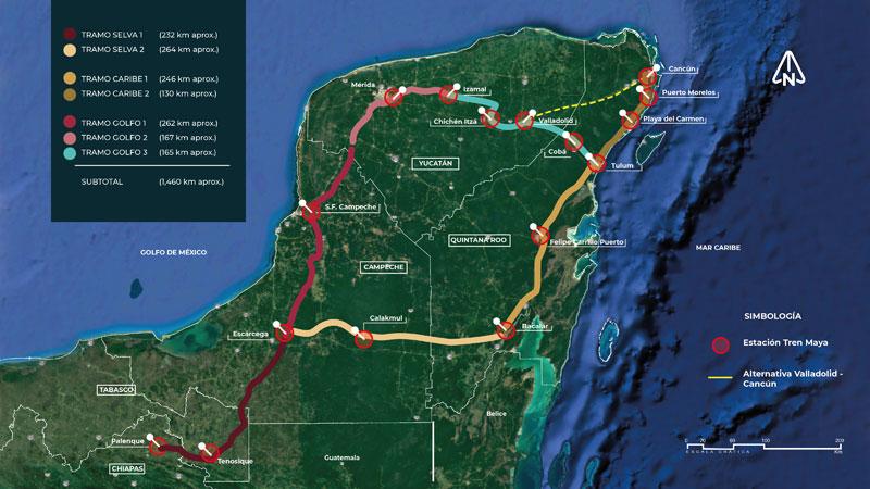 Tren Maya: cumple con estándares internacionales