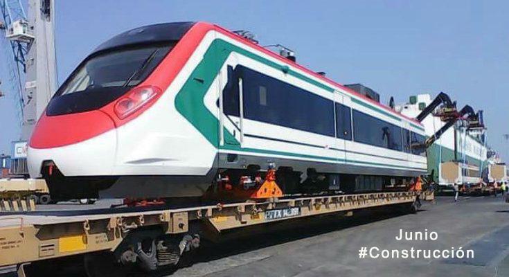 Supervisan primeras pruebas del tren México-Toluca