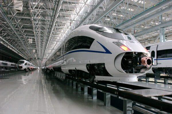Nuevos trenes de alta velocidad disminuirán consumo de energía