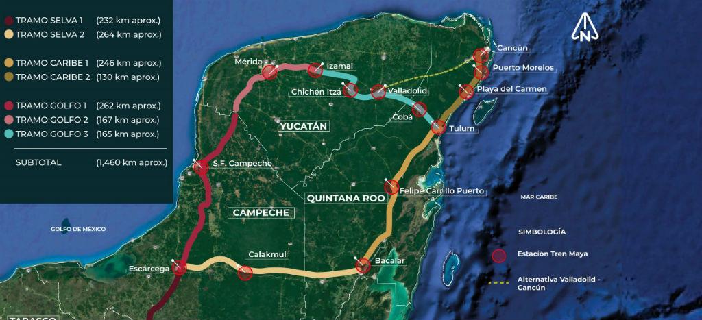 Tren Maya: Unesco acompañará el proyecto