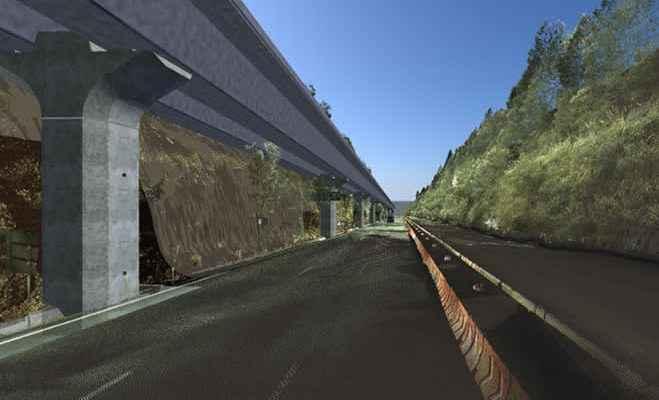 Construyen Tren Interurbano México-Toluca virtualmente