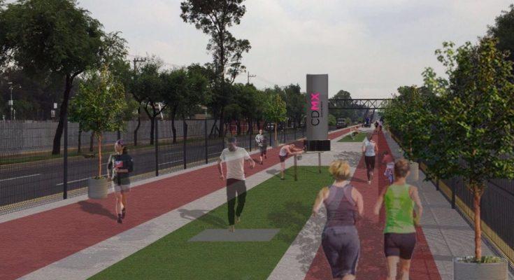 Reinicia construcción de Trotapista en CDMX