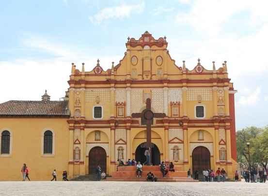 Chiapas incrementó afluencia turística durante 2016