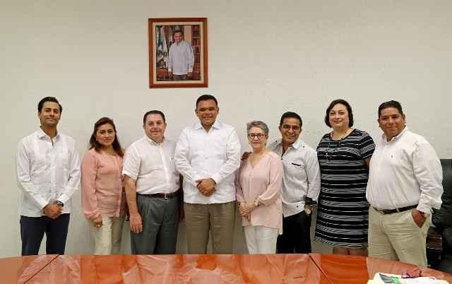 Empresarios y gobierno incrementarán turismo en Yucatán