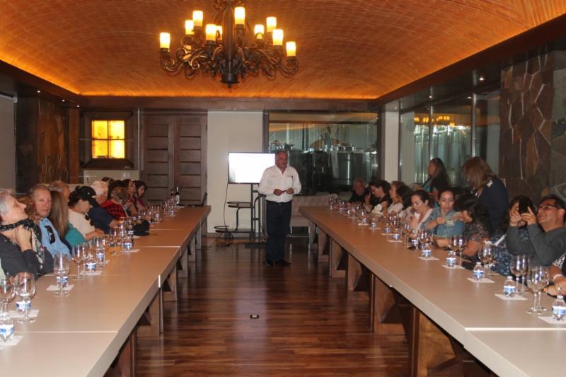 Empresarias turísticas muestran interés por Zacatecas