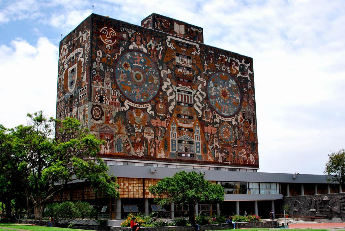 Revisan inmuebles y patrimonio artístico de la UNAM