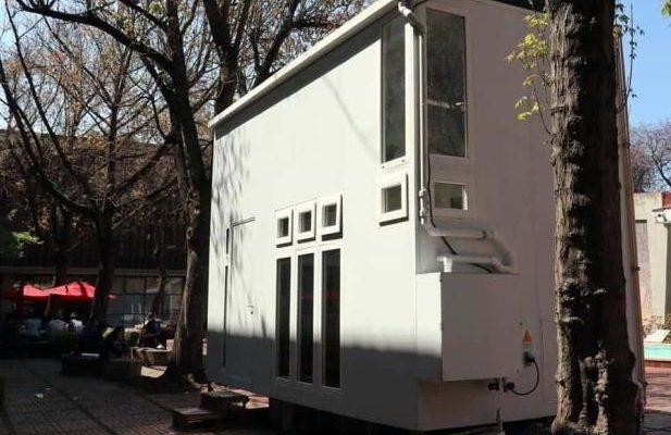 Crean prototipo de vivienda industrializada sustentable