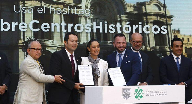 GCMDX invierte 500 mdp para rescate de patrimonio cultural