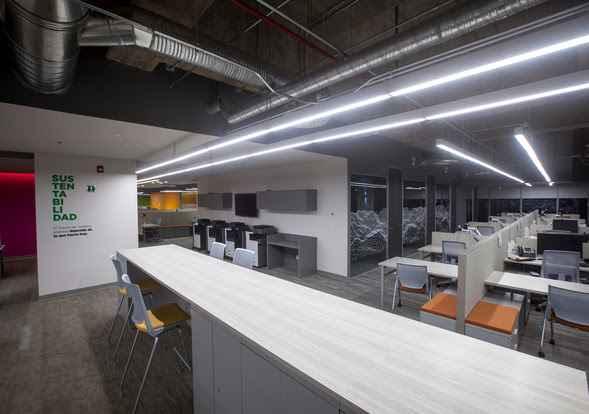 Obtuvo Holcim México certificación LEED en nueva sede