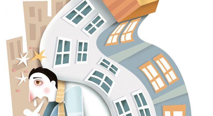 ¿Trabajas, estudias o vives en un edificio enfermo?