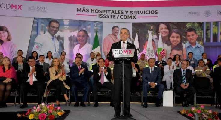 CDMX tendrá nuevo hospital del ISSSTE en Tláhuac
