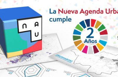 NAU cumple dos años de promover el desarrollo de las ciudades