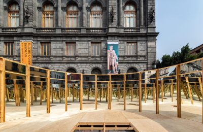 MRD Arquitectos diseñó pabellón para Abierto Mexicano de Diseño 2018