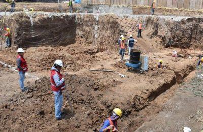 Retoman construcción de Hospital General de Cuajimalpa