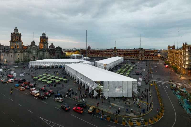 Convocan para realizar el Pabellón Feria de las Culturas Amigas 2017