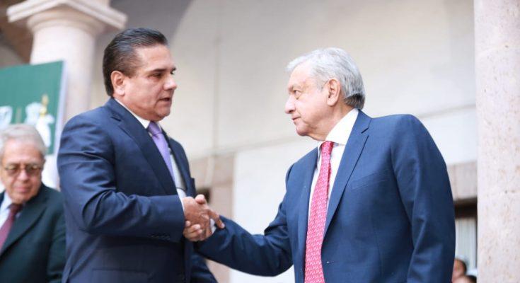 Michoacán propone construir infraestructura que beneficie al país