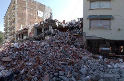 Finaliza demolición de Coquimbo 911