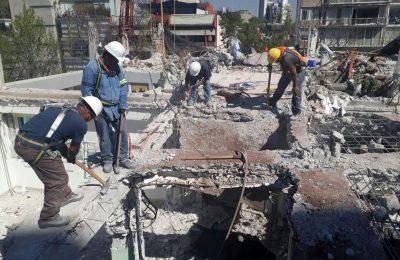 Termina demolición de Sonora 149