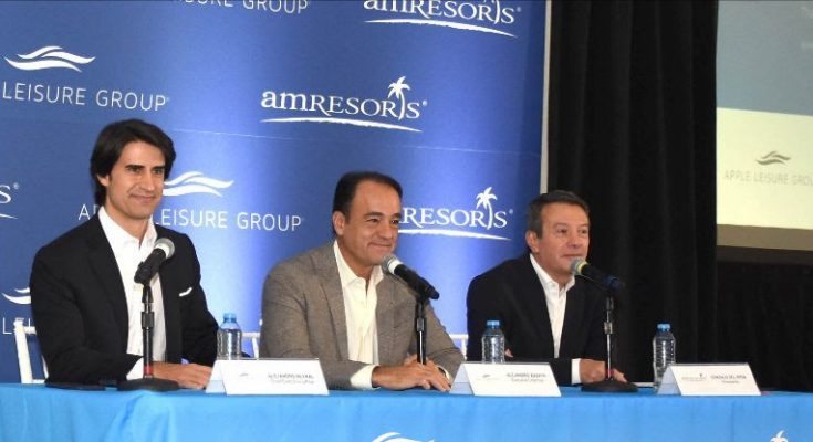 AM Resorts invertirá 738 mdd en seis hoteles para México