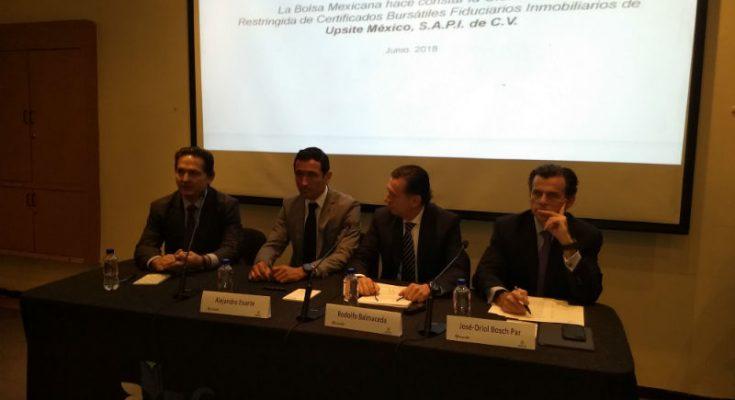 Fibra Upsite quiere mejorar competitividad de las pymes