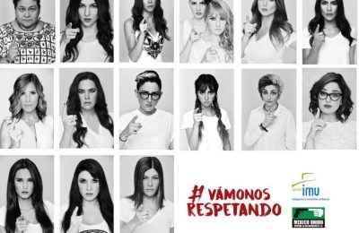 Día Interncional contra la violencia a la mujer. Vamonos-respetando-400x260