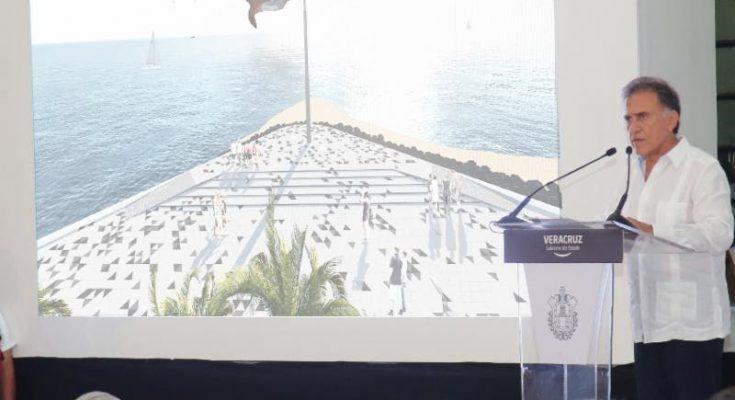 Construirán tres hoteles en Veracruz