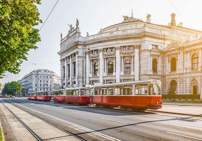 En peligro el centro histórico de Viena: UNESCO
