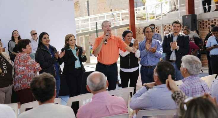 Inician mejoramiento urbano en Villa Unión