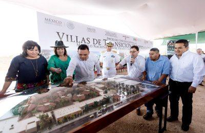 Construirán Villas de Transición en Hospital en Yucatán