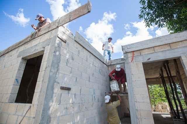 Beneficiarán a más de 800 familias de Yucatán con vivienda