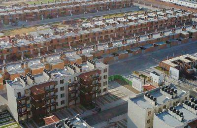 Sólo 14% de las viviendas en México están bien ubicadas